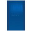 Сони (Sony) Sony мобильного жесткого диска 2TB HD-Е2 2,5-дюймовый USB3.0 зашифрованы шифровании металл (синий) sony psz hb2t 2tb usb 3 0 thunderbolt 2 5 серебристый