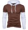 Brand 2017 Hoodie Autumn And Winter New Causual Hoodies Men Fashion Tracksuit Male Sweatshirt Off White Hoody Mens Purpose Tour