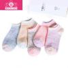 где купить Miss Mo Daier носки носки лодка носки носки спортивные носки невидимые носки по лучшей цене