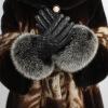 енот меховойженщинасенсорный экранплюскашемирлайковые перчатки