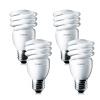 PHILIPS энергоэкономичная лампа E27 винт большого 23W 4 палочки [jingdong супермаркет] philips philips led лампа 2 5w e27 винт большого 6500k белый пакет tetranectin