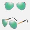 Новые модные очки для глаз для глаз для глаз для женщин Поляризованные солнцезащитные очки для вождения UV400 Aluminium Eyewear