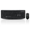 Rapoo NX1720 проводные клавиатура и мыши установить проводную клавиатуру и мышь установить проводную мыши черных компьютерную клавиатуру rapoo