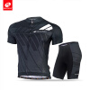 NUCKILY New Design Riding Suit for Both Men Biking Jersey Set and Women Cycling Short Suit nuckily ma005mb005 men s cycling short sleeves jersey clothes pants set green black xxl