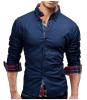 Модные мужские рубашки с длинными рукавами Топы Футболка с длинным рукавом Футболка с длинными рукавами Футболка с длин футболка стрэйч printio моряк попай