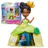 Hasbro (Hasbro) мини-фигура серии Дисней вращения принцесса истории девушка игрушки B8963 hasbro модная кукла принцесса в юбке с проявляющимся принтом принцессы дисней b5295 b5299