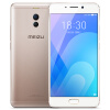 Meizu M6 note6 3ГБ+ 32ГБ шампанско-золотой смартфон смартфон meizu m3 note l681h 32гб серебристый