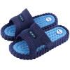 Yuhua Ze (Yuhuaze) Корейский противоскольжения тапочки пара домашней ванной сандалии мягкой подошве сандалии и тапочки модели слово перетащить женские 39 ярдов сандалии velvet сандалии на обычной подошве
