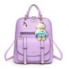обаятельный женщины Рюкзак девочки Школьные сумки мода женский Рюкзаки