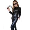 Pinxian Сексуальное женское белье / Сексуальный костюм / Секс-комбинезон из лакированной кожи PU toyz4lovers silicone trigger фиолетовые вагинальные шарики