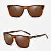 Модные солнцезащитные очки Мужчины Поляризованные солнцезащитные очки Мужские вождения Зеркала Очки для очков Черные очки для очков Мужские солнцезащитные очки UV400 солцезащитные очки