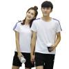 2017 летние с короткими рукавами футболки спортивные с короткими рукавами футболки мужчин и женщин повседневная одежда корейской в