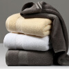 Кан Синь Шимао Хилтон санкционировал тот же абзац пятизвездочный отель полотенце хлопок абсорбент мыть лицо полотенце большой полотенце джентльмен пепел 100 * 50 см полотенце 100 100 см авангард