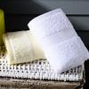 Ю. Jie Вогезы абсорбент хлопковые полотенца Увеличение утолщение хлопка отель банное полотенце 75 * 150см пара синий полотенца банные pastel полотенце банное сакура