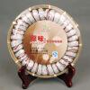Китайский Yunnan Mini Pu Er Спелый чай F80 китайский юньнань mini mini pu er спелый чай lotus leaf flowers tea f74