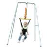 Я люблю детей-Lok детский фитнес поворотная рама стойка может быть перемещен один пункт крытый и открытый подвесной стул ребенка подпрыгивая стул фитнес детские игрушки A002 рама и стойка для электронной установки 2box drumit five rackpipe long