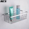кес a4023 прямоугольные ванной и душем, корзины настенного, алюминий