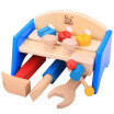 Trojan horse wisdom small table children enlightenment puzzle disassembly assembly tool table toys