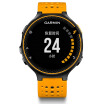 Garmin FR 235 smart watch payment version watch black orange GPS sports outdoor watch men&women heart rate watch running riding waterproof sports watch