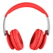Maibo Microlab Q3 Stereo Headset Bluetooth Headset Wireless Sports Phone Computer Game Headphones Subwoofer Unisex with Microphone Headphones Red