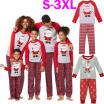 2019 Family Matching Christmas Pajamas Set Women Baby Kids Sleepwear Nightwear