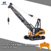 Romacci HUI NA TOYS 1572 114 24Ghz 15CH Remote Control Construction Crane Engineering Truck RC Car Kids Toys Gift