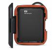 Rugged Hard Disk Western Digital Protect Case Drive Shockproof black