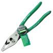 LAOA Features Carp Pliers Pipe Pliers Hose clamp Chrome-molybdenum steel Pliers Cut wire cutters LA116808