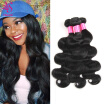 Indian Virgin Hair Body Wave 3 Bundles Indian Body Wave Unprocessed Indian Virgin Hair Body Wave 3 pcs Lot