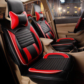 Purple wind chime car seat seven car seat cushion Wuling Hongguang glory s Baojun 730 car seat cover 7 seat 8 seat commercial car special Changan Onofrio all-inclusive leather black red