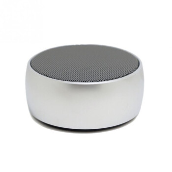 BS-01 Portable Subwoofer Waterproof Wireless Bluetooth Speaker Metal Speakers Car Handsfree Receive Call Music Mic For Cellphone