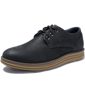 Seven wolves SEPTWOLVES casual shoes men&39s casual shoes England retro casual shoes tide shoes 8362203485 black 40 yards