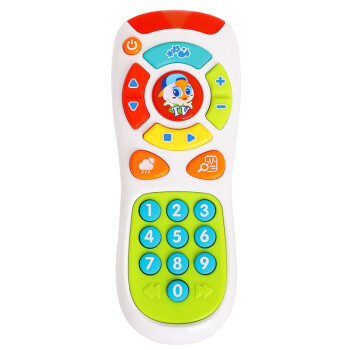 HUILE TOYS 757 Explore Remote Control Music Kids Baby Toys Kids Cell Phones 6 Months