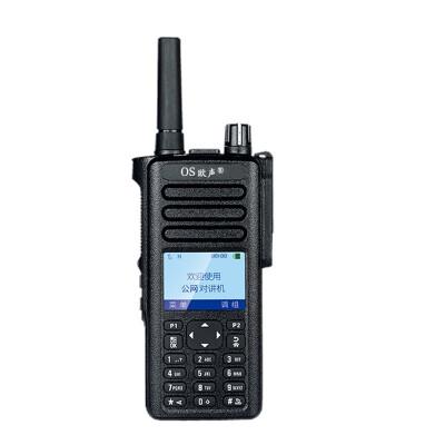 OUSHENG Dual modeluhf&2G3G4G gsmwcdmalte 100 mile walkie talkie 4427