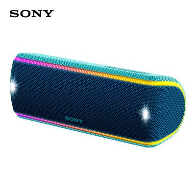 SONY SRS-XB31 Wireless Bluetooth speaker waterproof portable heavy bass blue