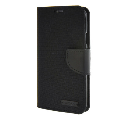 MOONCASE Galaxy S5 , Leather Flip Wallet Card Holder Pouch Stand Back ЧЕХОЛ ДЛЯ Samsung Galaxy S5 Black