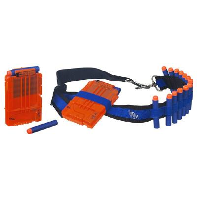 Hasbro NERF Аксессуары игрушечного пистолета (голубой, оранжевый) уличные игрушки A1456