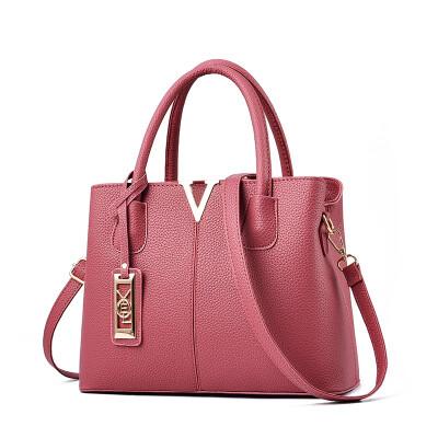 2018 new one-shoulder messenger bag handbag wedding red bag female bride bag wedding bag Korean version of joker