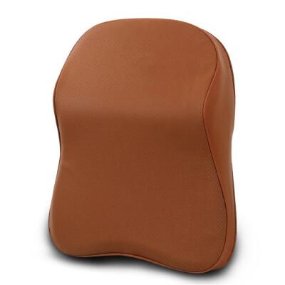 car headrest neck pillow car seat back belt cushions space memory cotton multi-functional