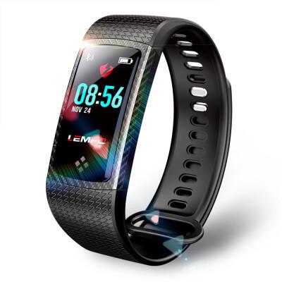 LEMFO LT01 Fitness Smart Bracelet Color Screen Activity Tracker Heart Rate Monitoring Sport Wristband For Men Women smartband