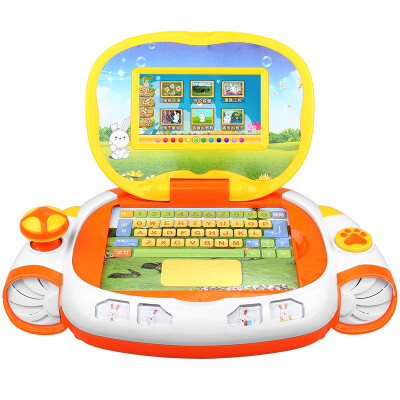 Newman (Newsmy) baby E E E Hey Hey rabbit children's computer story early education machine video learning point reading flat culture small talent infantile educational toys