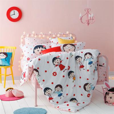 Dohia домашний текстиль постельные принадлежности набор 4 штуки 100% хлопок простыня и чехол на одеяло