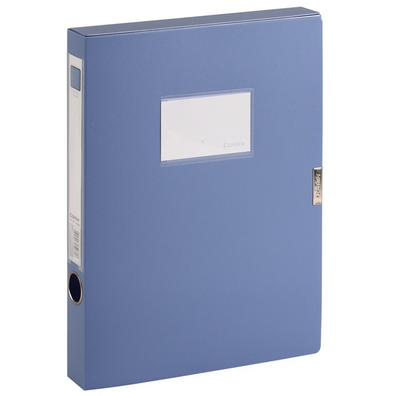 JD Коллекция синий 55мм толщиной тип одного заряда deli гастроном 5606 основная хозяйственная серия pp толщиной velcro файл коробка а4 55мм темно серый single нагруженный