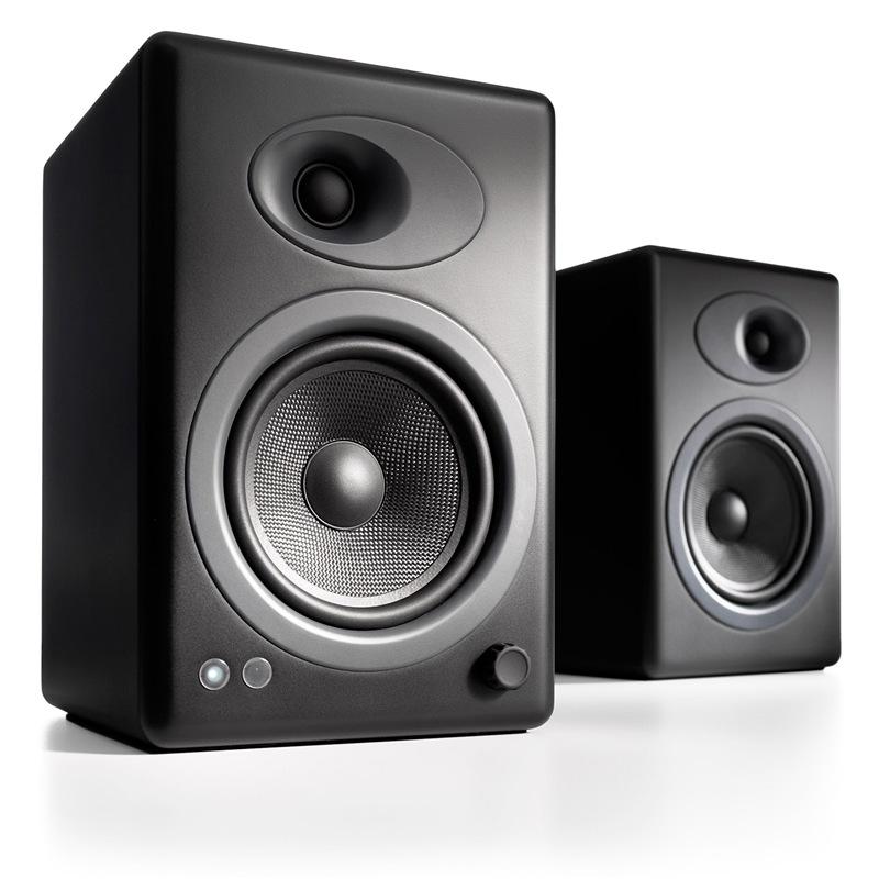 JD Коллекция звук двигатель audioengine a5 w постоянная книжная полка активного динамика сверхтонкий