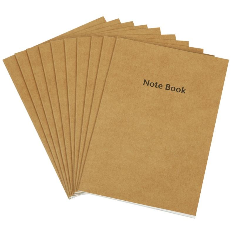 JD Коллекция дефолт 10 листов A5 -40 широкий guangbo 5 настоящего устройство 60 a4 памятки книги дневник мягкие рукописи случайного цвета gbr0797
