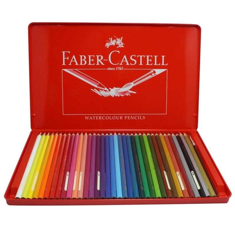 JD Коллекция Утюг Box 36 Цвет растворимы карандаши