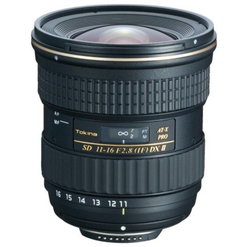 JD Коллекция II Canon байонет объектив tokina at x 116 f2 8 pro dx ii s af