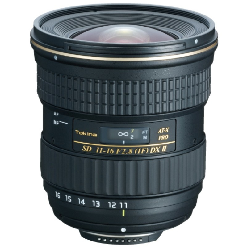 JD Коллекция II Nikon штык объектив tokina at x 116 f2 8 pro dx ii s af