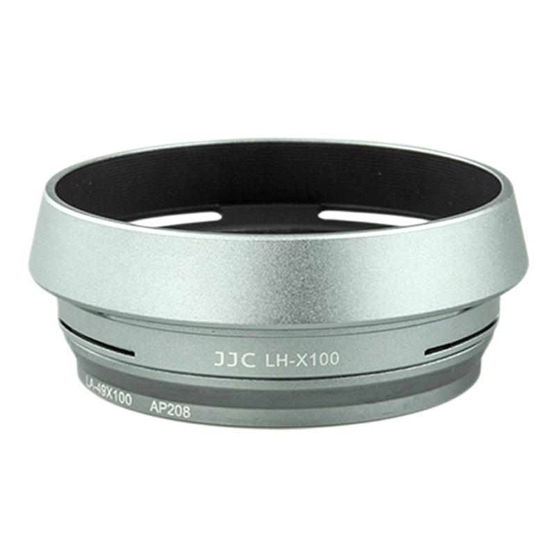 JD Коллекция Адаптер 1 подставляя серебряный капот - Fuji X100T дефолт капот jjc lh 63 применимо canon 55 250mm f4 5 6 is stm lens альтернативы et 63
