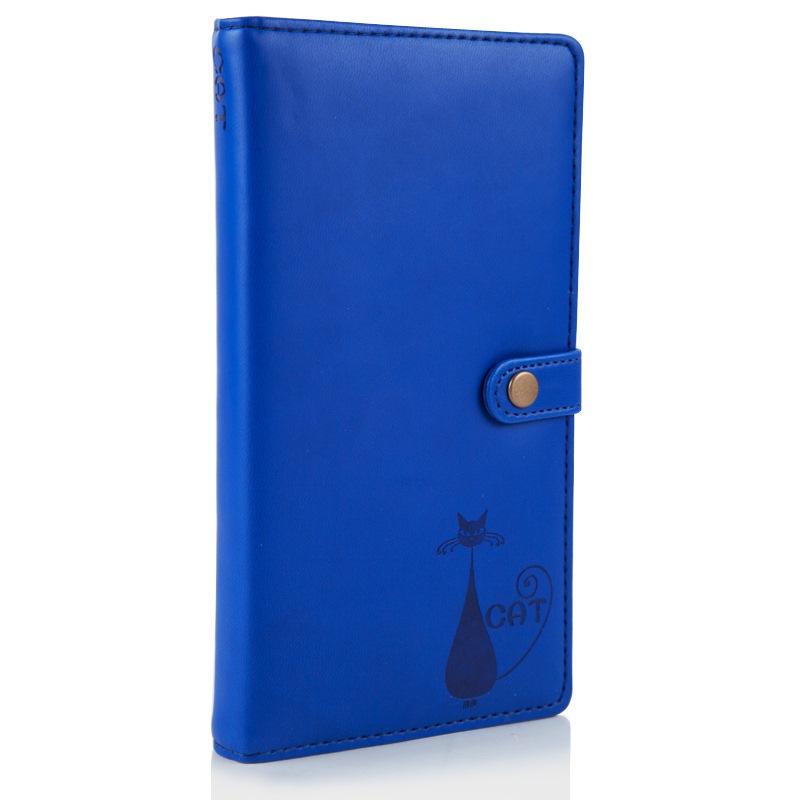 JD Коллекция синий дефолт обширный guangbo gbp0534 48k120 страница путешествия дневник путешествия кожа белый